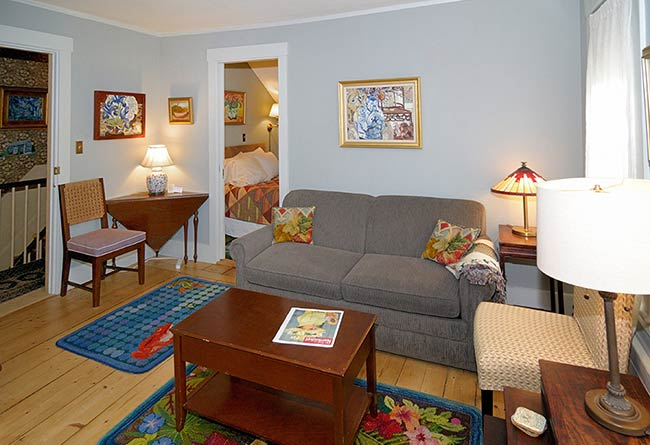 Suite 1 Living Room